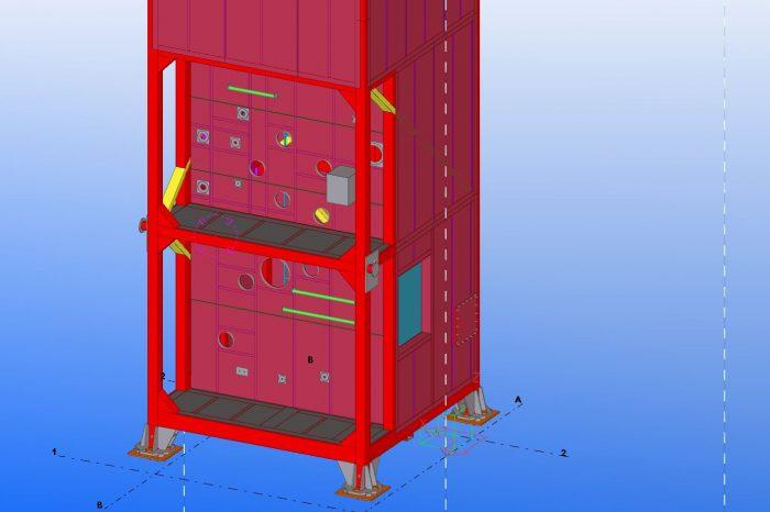 Cold Box Structure