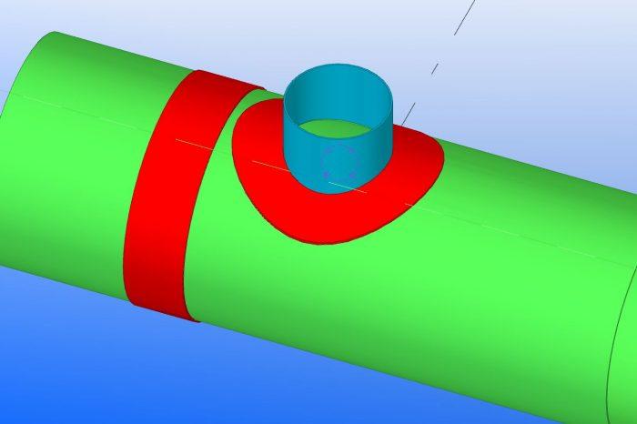 Rozvinuté tvary kruhových profilov